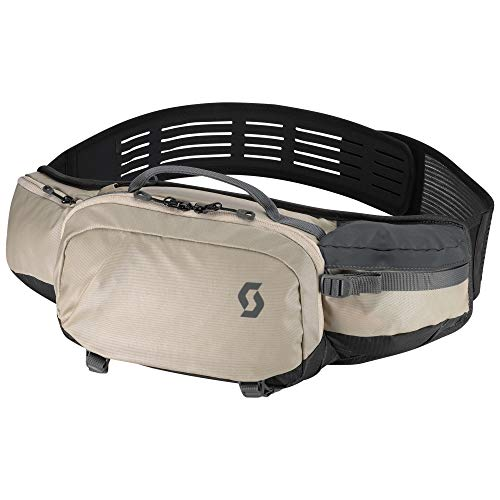 Scott Trail Hipbelt FR' 5., Unisex adulto, Dust Beige - Dark Grey, large