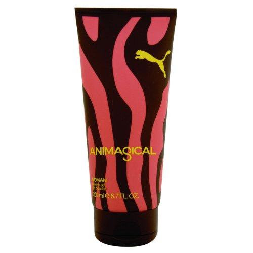 Puma Woman Shower Gel Animagical 200ml, 1er Pack (1 x 200 ml)