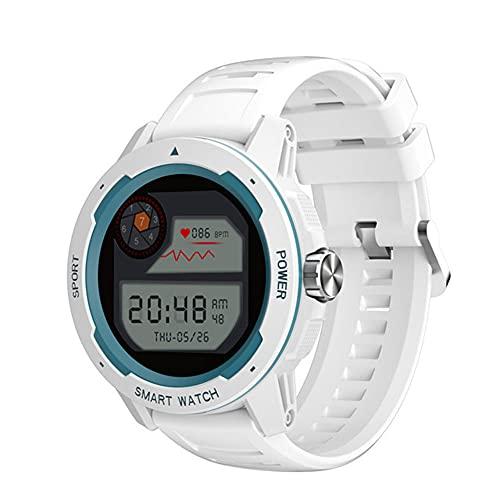 LSQ Smart Watch A Prueba De Agua Actividad De Fitness Tracker Ritmo Cardíaco Monitor De Sueño Hombres Mujeres Smartwatch Smart Pulsera,C