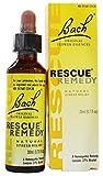 Bach Original Flower Remedies, Rescue Remedy, Natural Stress Relief, 0.7 fl oz (20 ml)