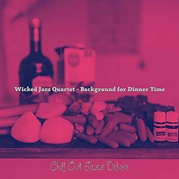 Wicked Jazz Quartet - Background for Dinner Time