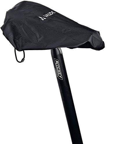 VAUDE Sattelschutz Raincover for saddles, black, one Size, 141020100