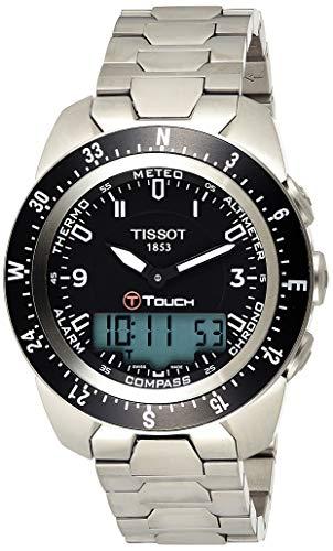 Tissot Herren-Armbanduhr XL T-Touch Expert Analog - Digital Quarz Titan T013.420.44.057.00