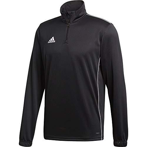 adidas Herren Core 18 Trainingstop, Black/White, M