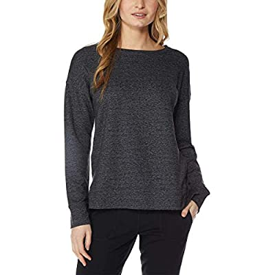 32 DEGREES Women Apparel, NEP H. CHARCOAL1, S