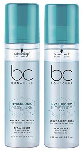 2er Schwarzkopf Professional Bonacure Hyaluronic Moisture Kick Conditioner 200 ml