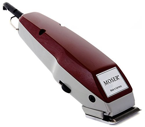 Professional Mains-Operated Hair Clipper 1400 by Moser