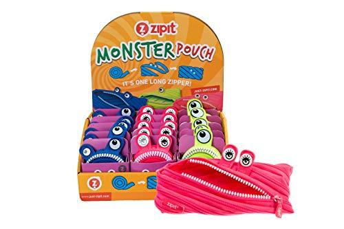 ZIPIT Federmäppchen, 15 verschiedene Einheiten Monster, 15 Stück 8.6