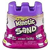 Kinetic Sand Mini Spielturm mit Sand 127 gr Rosa