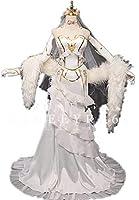 Fate/Grand Order アルトリア・ペンドラゴン セイバー 花嫁 コスプレ衣装風