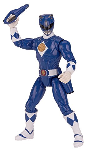 Power Rangers Legacy Mighty Morphin Movie 5-Inch Blue Ranger Action Figure