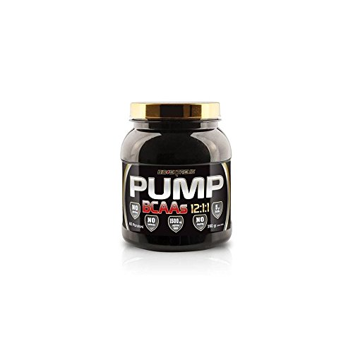 Bio Extreme Pump BCAAs integratore di aminoacidi, L-leucina e Arginina - 300 Compresse