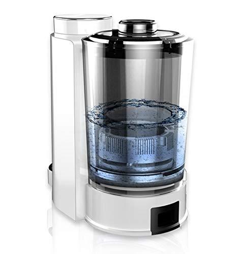 AHELT-J Jarra de Agua Hidrogenada | Hidrogenador de Agua | Agua Hidrogenada | Purificador de Agua con Hidrógeno | Propiedades Anti-oxidantes | Liquidación Últimas Unidades | BPA-Libre (2000ml),B