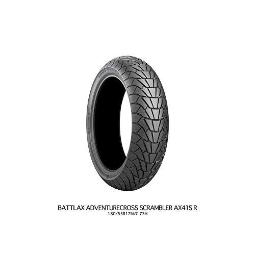 Motorradreifen 160/60 R17 69H Bridgestone BATTLAX AX41S TL REAR