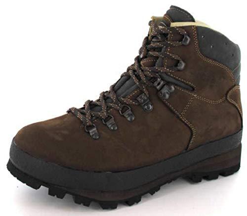 Meindl Chaussures DE RANDONNÉE pour Hommes - Marron, 44