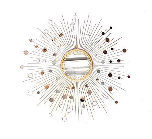 Best sunburst wall mirrors decorative