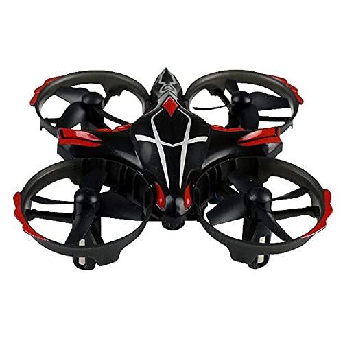 KCGNBQING Mini Drone para niños Principiantes Operado a Mano/Control Remoto Helicóptero Quadcopteraltitud Sostenga Modo sin Cabeza Juguetes para niños Niñas Regalo Navidad Niño Regalo Avión flotando