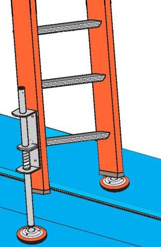 LADDER ACCESSORIES 600C Ladder Leveler Pair