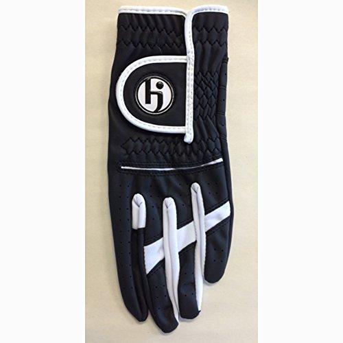 Unique Sports HJ Ladies Fashion Golf Glove Black Small Left Hand