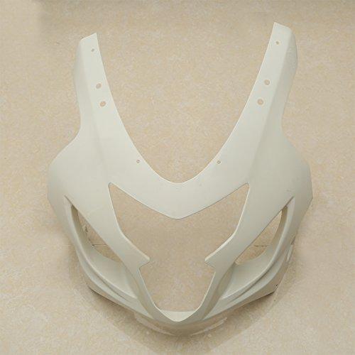 TCT-MT Unpainted Front Upper Fairing Cowl Nose For Suzuki GSXR 600 GSXR750 2004-2005 05