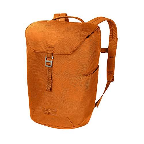 Jack Wolfskin Unisex 2008331 Kado 20 Rucksack für den täglichen Gebrauch im Freien Polyamid, mittel, 20 l 45 x 27 x 20 cm, Naranja, Standard