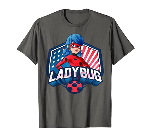 Miraculous Ladybug New-York Badge Camiseta