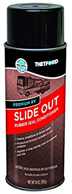 Premium RV Slide Out Rubber Seal Conditioner and Protectant - 14 oz - Thetford 32778 by Thetford