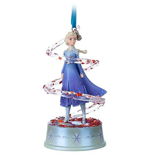 Disney Elsa Singing Living Magic Sketchbook Ornament – Frozen 2