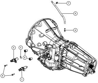 NEW before selling Mopar 5285 outlet 4001AA Vehicle Speed Sensor