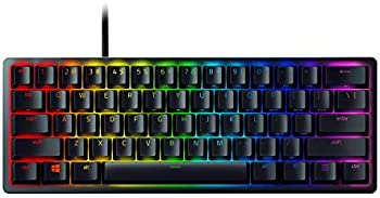 Razer Huntsman Mini Gaming Keyboard with Chroma RGB Lights
