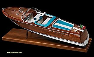 riva aquarama amati model boat kit