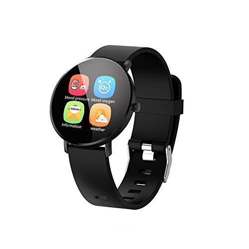 BALALALA Smart Horloges, Fitness Tracker Touch Screen IP68 Waterdichte Fitness Horloge met Hartslagmeter Stappenteller Slaapmonitor Stopwatch voor Mannen Vrouwen voor iPhone Android Telefoon