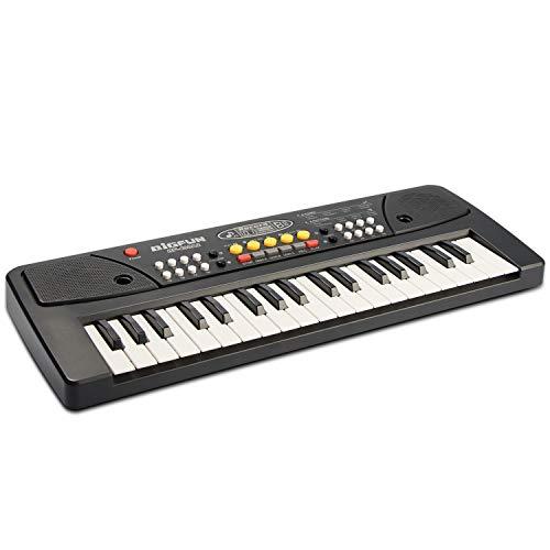 Kids Keyboard Piano, aPerfectLife 37 Keys Piano for Kids Multifunction Electric Piano...
