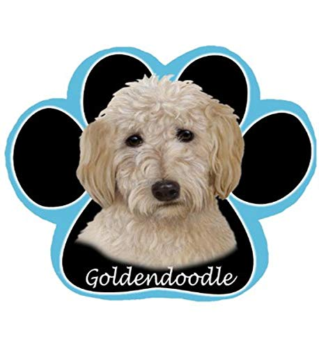 E&S Pets Goldendoodle Non Slip Paw Shaped Mouse P