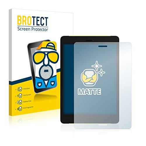 brotect 2X Entspiegelungs-Schutzfolie kompatibel mit Pocketbook Surfpad 4 M Bildschirmschutz-Folie Matt, Anti-Reflex, Anti-Fingerprint