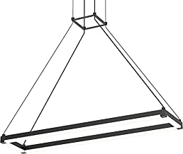 Sonneman 2788-25 LED Pendant from The Stix Rectangle Collection