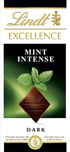 Lindt & Sprüngli Excellence, Dunkle Minze, 5er Pack (5 x 100 g)