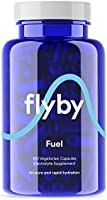 Flyby Electrolyte Replacement Tablets - Pills & Capsules for Rapid Rehydration, Recovery, Keto & Cramps - Salts,...