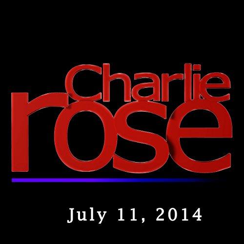 Charlie Rose: Sir Alex Ferguson, July 11, 2014 cover art
