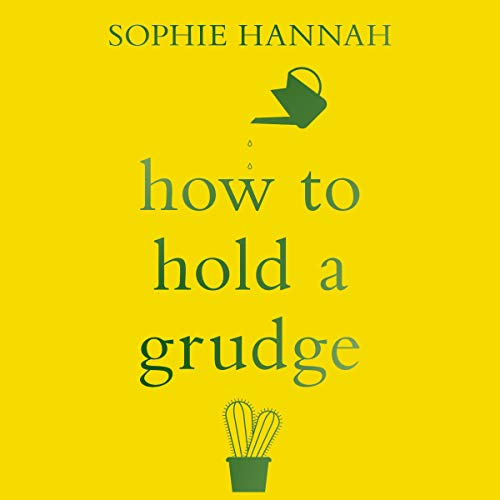 How to Hold a Grudge audiobook cover art