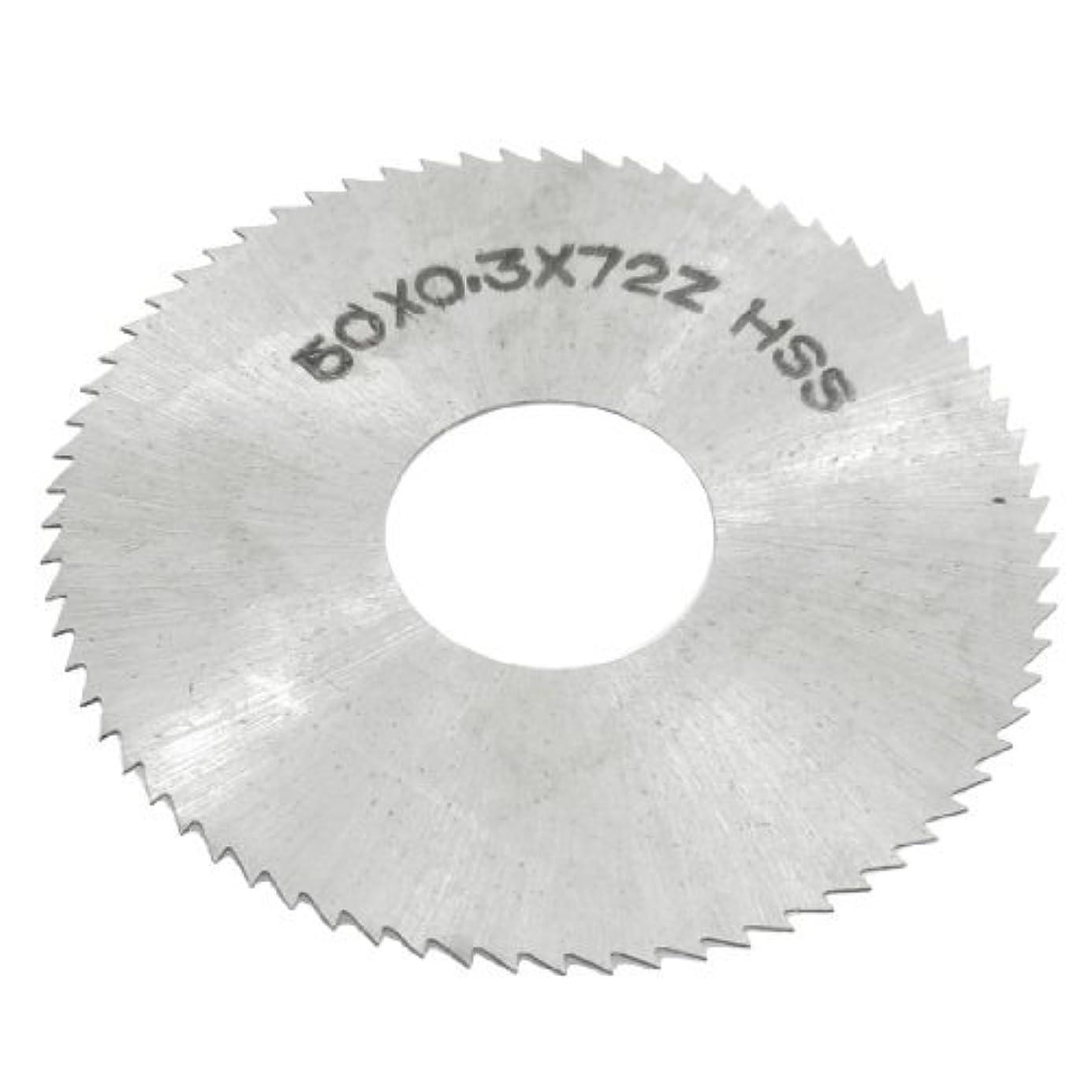 社会主義者幽霊食事HSS 50ミリメートル径0.3ミリメートル厚さ72歯円形フライスソウ
