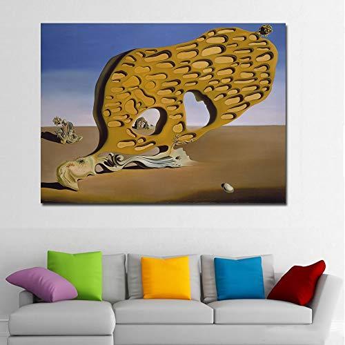 Puzzle 1000 piezas Arte clásico Desire Art Mystery Pintura decorativa puzzle 1000 piezas Rompecabezas de juguete de descompresión intelectual educativo divertido juego familia50x75cm(20x30inch)