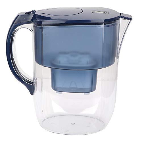Waterfilterkan, Akozon 3.8L Drinkhuis Filtratiekan Waterkoker Vier zuiveringslagen die gegarandeerd meer verontreinigingen verwijderen dan
