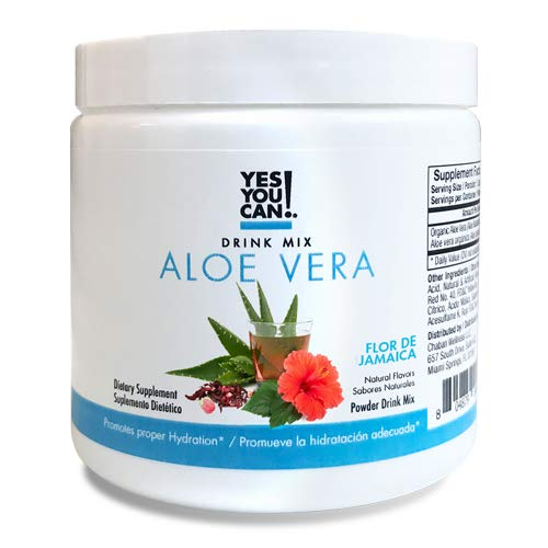 Yes You Can! Aloe Vera Drink Mix - Hibiscus