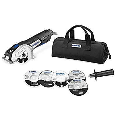 Dremel US40-03 Ultra-Saw Tool Kit with 5 Accessories and 1 Attachment from Dremel