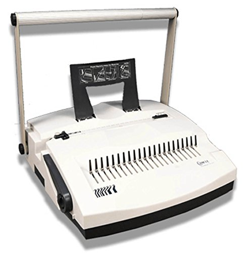 DSB CB-230 Like Sirclebind 3-Hole Punch & Plastic Comb Binding Machine