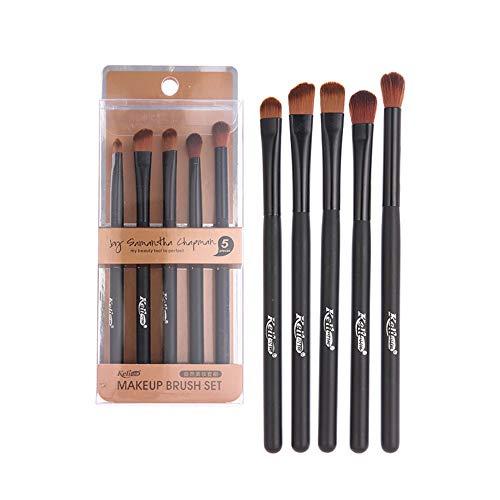 Clest F&H 5PCS Beauty Makeup Tools Multifunktionales tragbares Make-up Pinsel-Set Damen Mädchen...