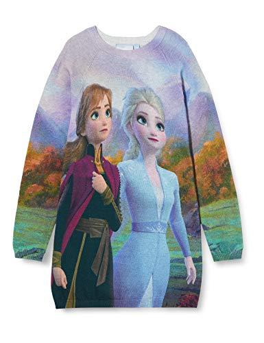Desigual Girls JERS_Anselmo Pullover Sweater, Multicolor, 3/4