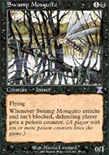 Magic: the Gathering - Swamp Mosquito - Timeshifted