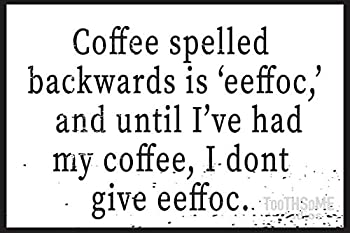 Best funny coffee signs Reviews